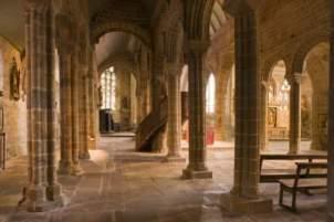 France, Finistere (29) Pont-Croix, eglise Notre Dame de Roscudon